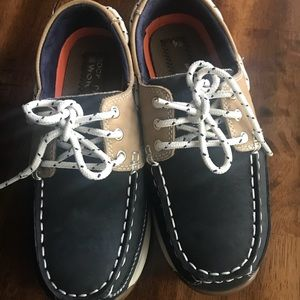 Rockport Steel toe shoes